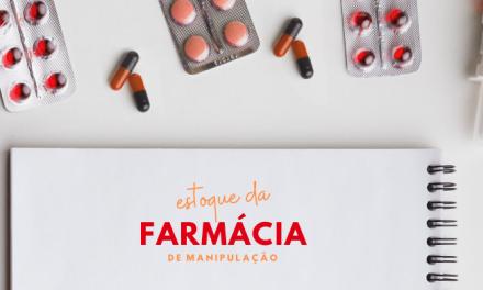 Estoque na farmácia de manipulação: O essencial da gestão
