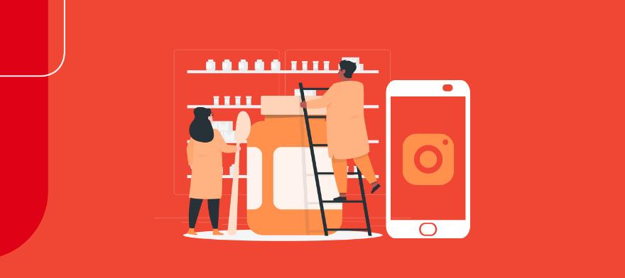 Saiba como explorar o Instagram da sua farmácia e aumentar as vendas