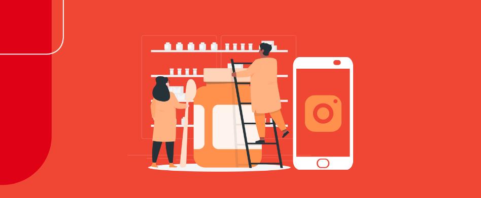 Instagram para farmácias magistrais